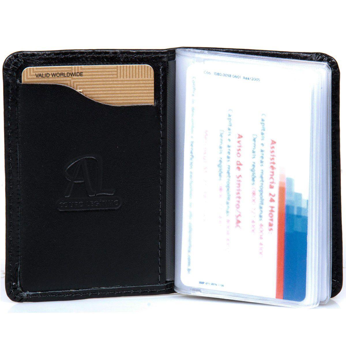 Porta Cartão Masculino Artlux