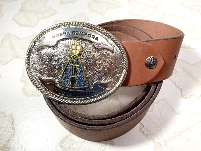 Cinto Fivela Cowboy Artlux