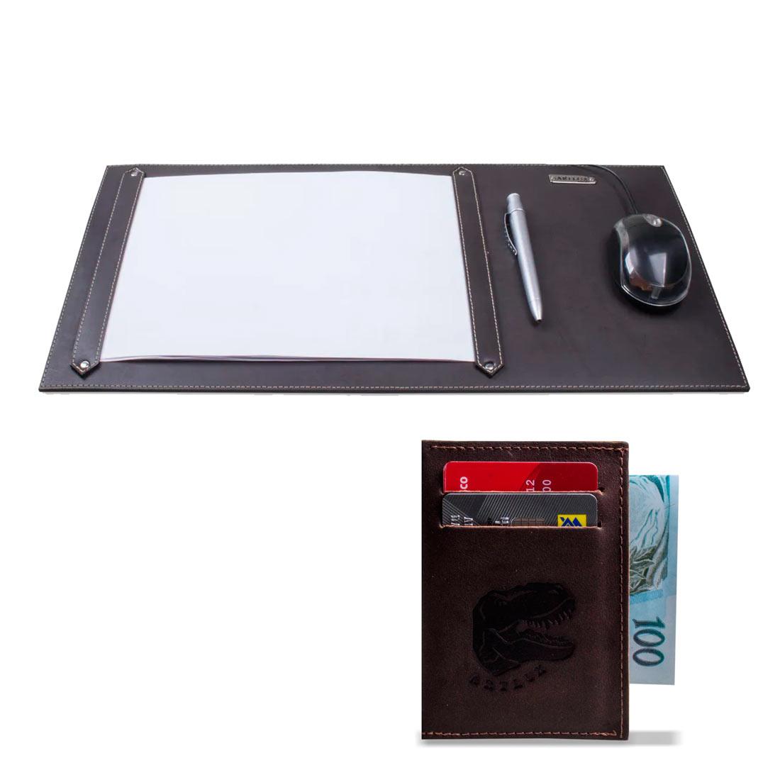 Kit Risque Rabisque com Mouse Pad + Porta Cartão