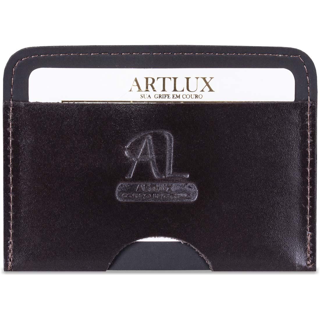Porta Cartão Artlux CHN