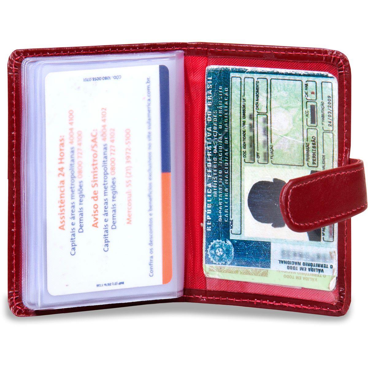 Porta Cartão de Credito Artlux