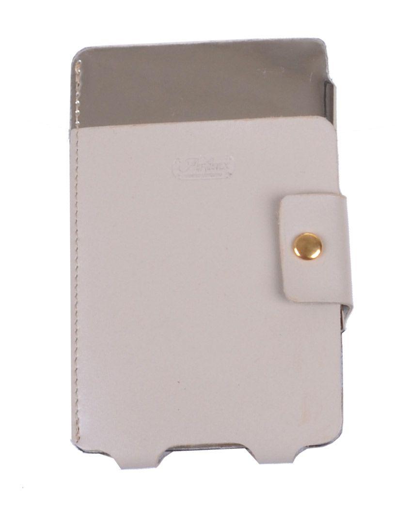 Porta Smartphone de Couro