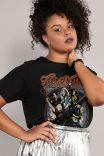 T-shirt Aerosmith - Let Rock