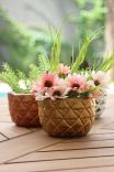 Vaso Decorativo Abacaxi
