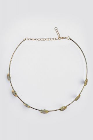 Choker Metal Bubble