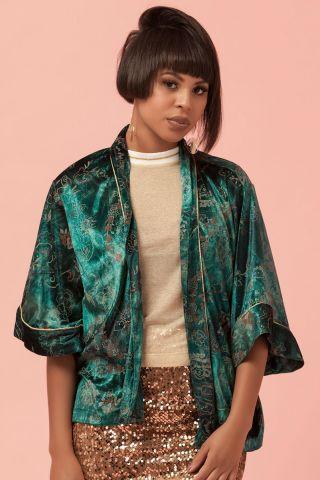 Kimono Veludo Lose my Breath