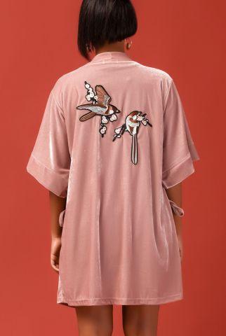 Kimono Veludo Tell Me