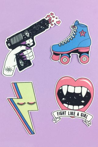 Kit Patches PATINS