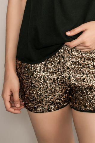 Shorts Paetê Gifted