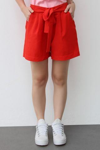 Shorts Vermelho Hollywood