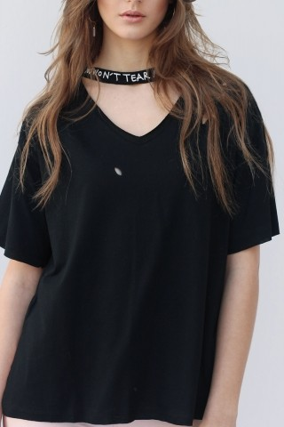 T-shirt Choker