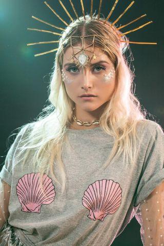 T-shirt Mermaid Mescla
