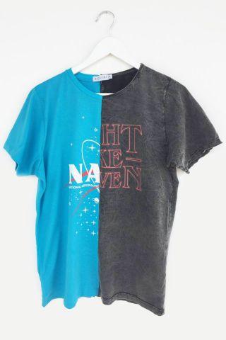 T-shirt REUZIO | nasa + eleven | Tamanho: P