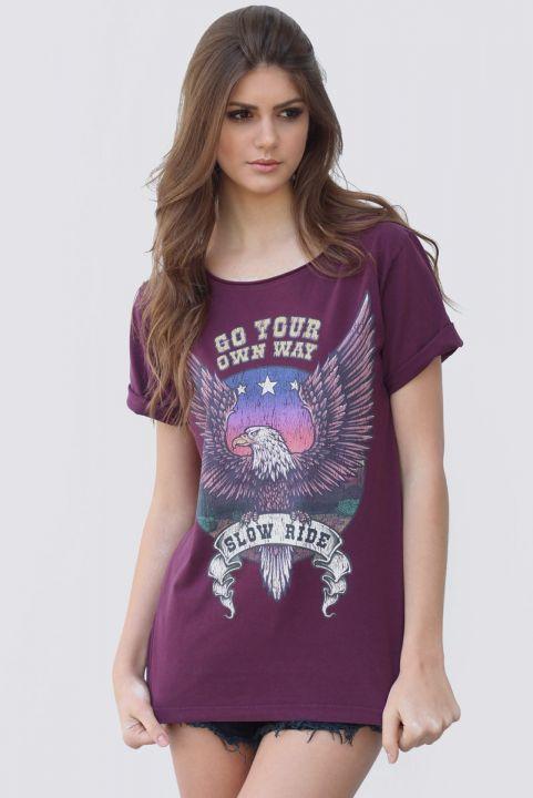 T-shirt Slow Ride