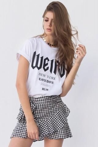 T-shirt Weird