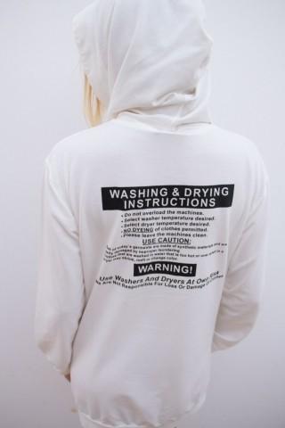 Vestido Moletom Laundry