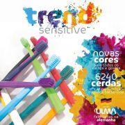 6 Escovas Dentais Ultra Macias - TrendSensitive - 6240