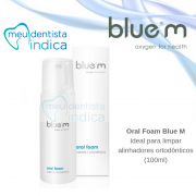 Blue M: Espuma Oral 100ml