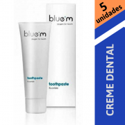 Combo Creme Dental Blue M - 5 unidades