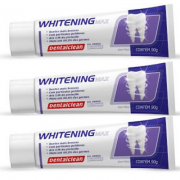 3 x Gel Dental Whitening Max - 90g
