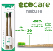 Escova Dental EcoCareNature (2 unidades)