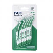 Escova Interdental KIN - MICRO 0,9 MM - 6 unidades