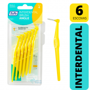 Escova Interdental c/ cabo - 0,7mm (Size 4)