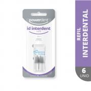Escova Interdental Cônica | Refil | 6unidades