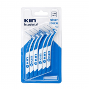 Escova Interdental KIN - CONICO 1,3 MM - 6 unidades