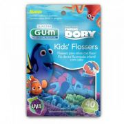 Flosser Infantil DORY (GUM) - Fio Dental com haste