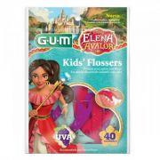 Flosser Infantil Elena de Avalor (GUM) - 40 unidades