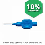 Interdental Macia 0,6mm - Azul (TEPE)