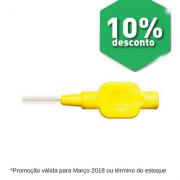 Interdental Macia 0,7mm - Amarela (TEPE)