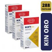 KIN ORO Pastilhas   288 unidades   Limpeza de Prótese e Aparelhos