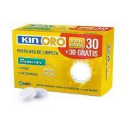 Kin Oro Pastilhas + Escova para prótese Pharmakin