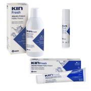 Kit Completo KIN FRESH (Enxaguatório + Creme Dental + Spray)