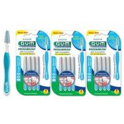 KIT Escova Interdental Grossa GUM - 12 unidades