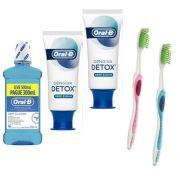 Kit Oral B - Gengiva Detox