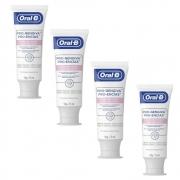 Combo Creme Dental Pro-Gengiva Sensibilidade Oral B  90 grs - 4 unidades