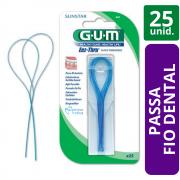 Passador de Fio Dental Gum - 25 unidades