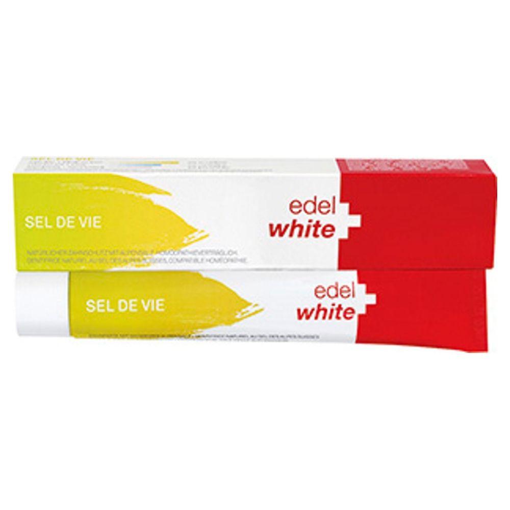 3x Creme Dental Orgânico - Sel de Vie