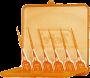 Easy Pick Laranja TePe - 36 unidades XS/S