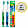 Escova Crayola Lighter com LED (GUM)