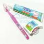 Kit Escolar Peppa pig - Higiene Oral