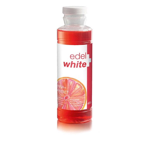 Antisséptico Fresh+Protect 400ml (Edel+White)