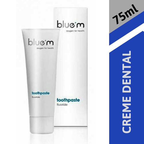 BLUE M: Creme Dental 75ml