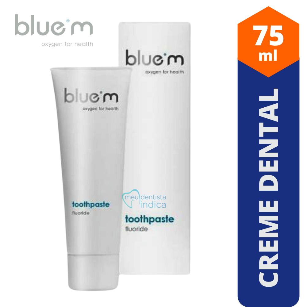 BLUE M: Creme Dental 75ml