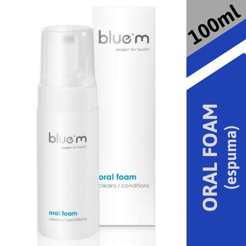 Blue M: Espuma Oral 100ml - Oral Foam