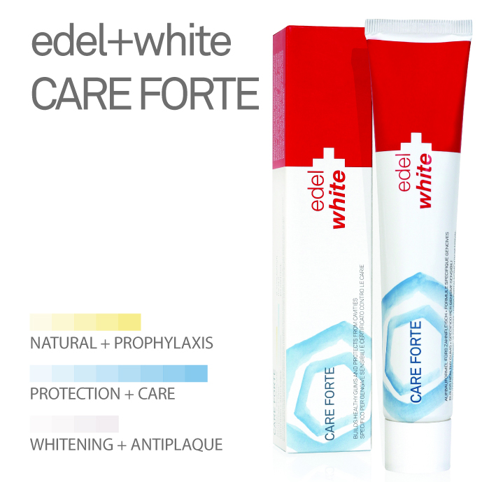 Creme Dental Care Forte 100g (Edel+White)