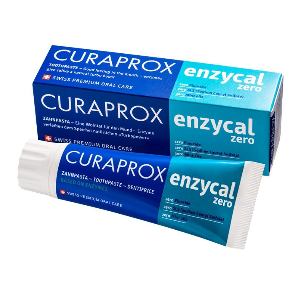 Creme Dental Curaprox  Enzycal Zero - 90grs